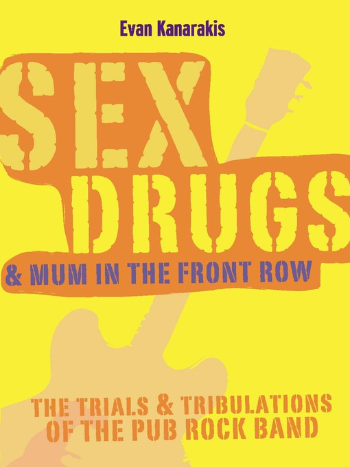 Sex, Drugs & Mum In The Front Row