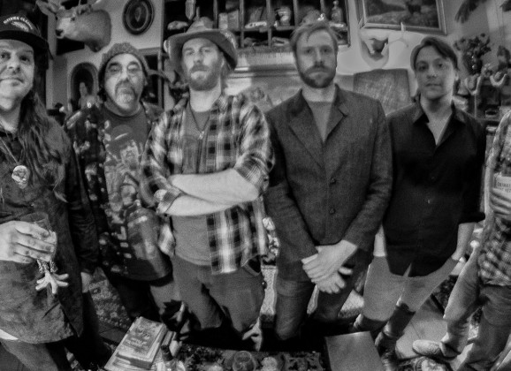 GasCan Interview: Luke Mallett of The Mallett Brothers Band