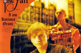 The Fall's Mark E Smith