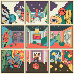 STRFKR – Future Past Life